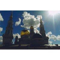 Московская соборная мечеть :: Julia Volkova