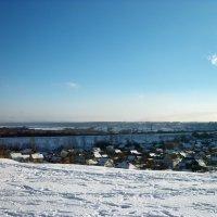 Зима пришла... :: Тамара Лисицына