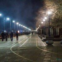 Люблю этот  город :: Олег Каминик
