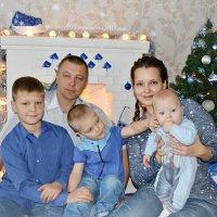 Новогодняя :: Юлия Шишаева
