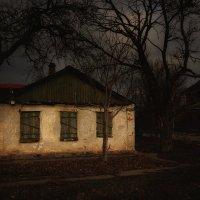 Что тебе снится, старенький домик...? :: Наталья S
