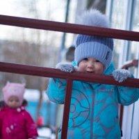 Зимние прогулки :: Надежда Авершина
