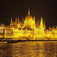 Вечерний Будапешт :: Николай