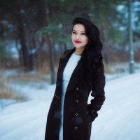 Первый Снег :: Наталья Дубовая