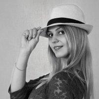 Nastya portrait :: Антон Криухов
