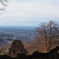 Баден-Баден, старый замок :: Александр