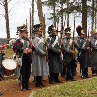 Международном военно-историческом празднике-реконструкции  войны 1812 года «Березина — 2016» :: Андрей Буховецкий
