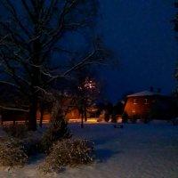 Зимний вечер :: Mariya laimite