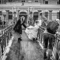 Съемка невесты. :: Ирина Токарева