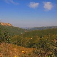 Скалистый хребет Малого Карачая :: Vladimir 070549