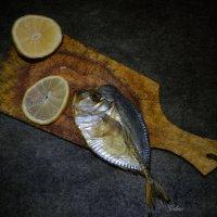 Рыбка вомер :: Галина Galyazlatotsvet