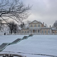 Путевой дворец Петра I в Стрельне :: Вера Моисеева