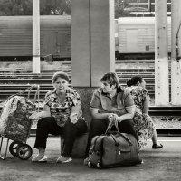 Перроны ...вокзалы ... :: 7zan0z