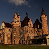 Moszna Castle (Poland) :: Vasil Klim