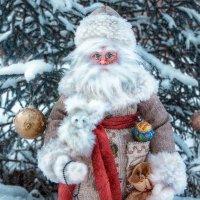 Снежный Санта :: Нина