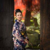 Японочка :: Анастасия Яманэ