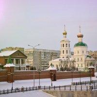 Воскресенская церковь 1756 года :: Natalia Alekseeva