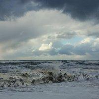 Когда на море шторм :: Виолетта