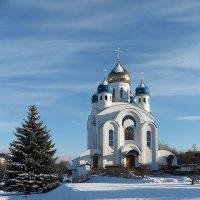 Храм Воскресения Христова :: Оксана Кошелева