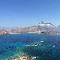 Вид на Бухту Балос (Греция) :: Константин Поляков