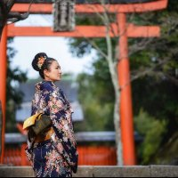 Осень в Японии :: Анастасия Яманэ