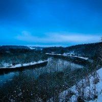 изгиб реки :: Олег