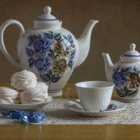 Чай со сладостями :: Альмира Юсупова