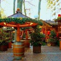 Weihnachtsmarkt Hamburg :: Nina Yudicheva