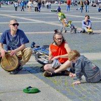 На Дворцовой площади... :: Владимир Ильич Батарин
