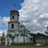Церковь Николая Чудотворца. :: Наталья