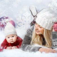 Ждем Рождество. :: Elena Klimova