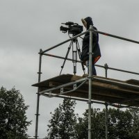 Замерзший с камерой... :: Андрей Головкин