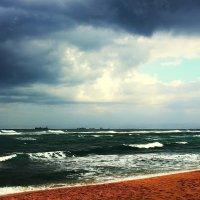 И скоро грянет буря :: Николай Волков