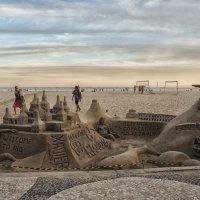 Пляж Копакабана :: надежда корсукова