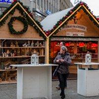 Рождественская ярмарка в Дюссельдорфе :: Witalij Loewin