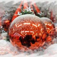 Новогодние приметы. :: Чария Зоя