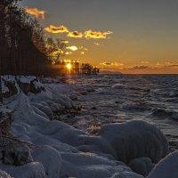 Хоть на пять минут, но заехать на Байкальский берег :: Павел Федоров