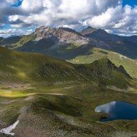 Синеокие горы :: Иван