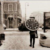 """Старинные часы ещё """"идут"""" :: Galina Belle"""