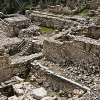 Археологические раскопки в Иерусалиме :: Владимир Брагилевский