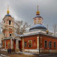 Храм Святителя Николая в Подкопаях :: Александр Шурпаков