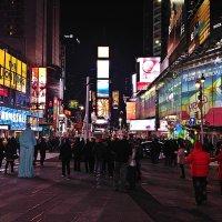 Прогулки по  Нью-Йорку :: Виталий Селиванов