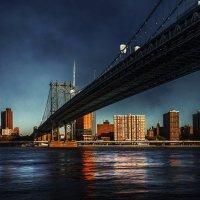 Манхэттенский мост :: Николай