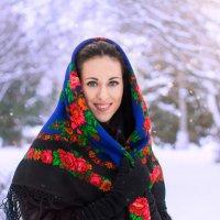 Русская краса :: Анастасия Позднякова