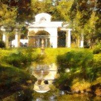 В тиши старого парка.... :: Tatiana Markova