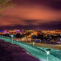 Родной город предрассветной порою :: Андрей Поляков