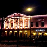 Ночная Москва :: Julia Volkova