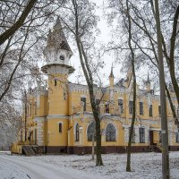 Дворец, где играют свирели :: Сергей Тарабара