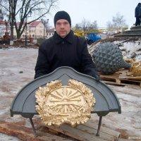 Полоцк медаль памятника 1812 года :: Андрей Буховецкий