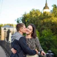Катя и Иван :: Дарья Семенова